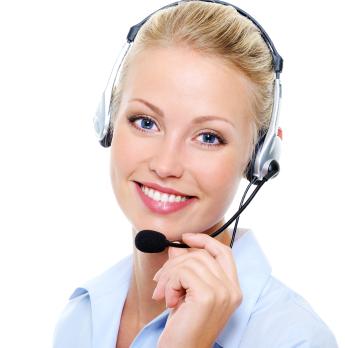 sales woman